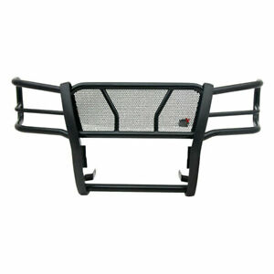 Westin Hdxhd Grille Brush Guard Blk For Chevy 1500 Hd 2500 03 07 Cab Chas S E Cc
