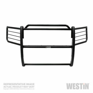 Westin Sportsman Grille brush Guard Blk For Sierra 1500 yukon xl 99 06 Sc ec suv