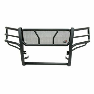 Westin Hdx Hd Grille Brush Guard Blk For Chevy 2500 3500 11 14 Cab chas s e cc