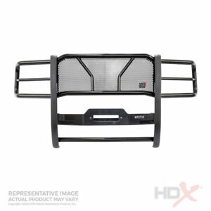 Westin Hdx Hd Grille Brush Guard Black W Winch Mount For Ram 1500 09 19 S E Cc