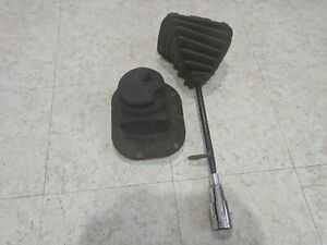 Nv4500 Transmission Shifter And Boot 99 Dodge Ram 2500 Gas