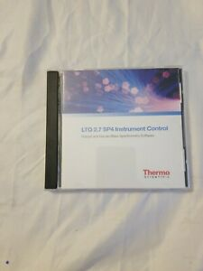 Thermo Scientific Ltq 2 7 Sp4 Instrument Control Robust Secure Mass Spectrometer