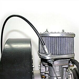 Cb Performance Weber Idf Dellorto Drla Single Air Cleaner W Throttle Cable 3122