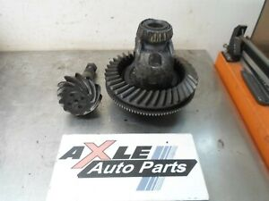 Dodge 9 25 Carrier Assembly Ring And Pinion Gear 3 55 Ratio Open 12 bolt 30 Spl