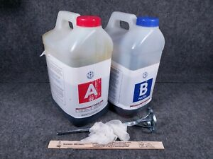 Bmk Polecrete Stabilizer A b Expanding Closed Cell Foam Mixer Gloves Included