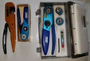 Daniels Dmc Crimpers And Large Assortment Of Pin Extraction Tools Aviation