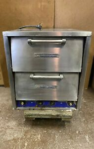 Bakers Pride Oven Company Dual Pizza Oven P48s Pre owned