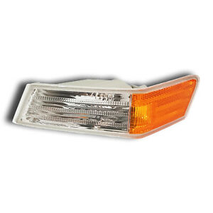 Fits 07 17 Jeep Patriot Driver Left Side Parking Signal Light Lamp Assembly Lh