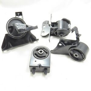 Engine Motor Automatic Trans Mount Set Of 4 For Mazda Protege 2 0l 2001 2003