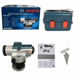 New Bosch Level Gol32d Level Outdoor Engineering Construction Level Automatic