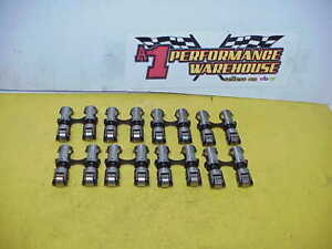 16 Crane Cams 842 Centered Solid Roller Lifters For Sb Chevy Imca Ump Wissota