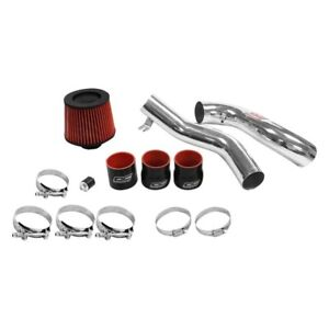 Dc Sports Cai4503 Aluminum Powder Coated Silver Cold Air Intake System