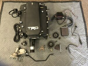 Toyota 4 7 Trd Supercharger 9th Injector Kit Complete 2uz Fe