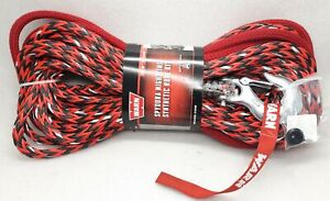 Warn 102558 Spydura Nightline Synthetic Winch Rope 3 8 X 100