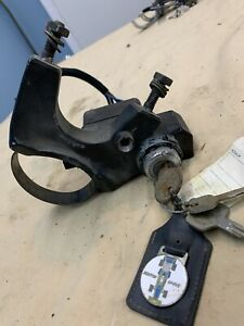 Mercedes Benz Ponton Ignition Steering Lock Switch With Key 220s 1957