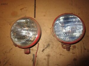 2 Lights For Farmall 340 Row Crop Others