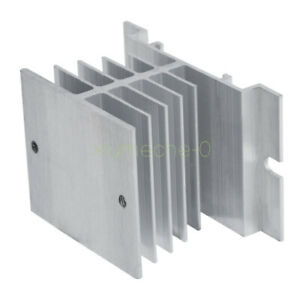 10a 40a Aluminum Heat Sink For Solid State Relay Ssr Small Type Heat Dissipation