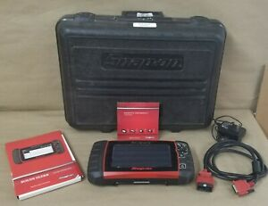 Snap On Eesc318 Solus Ultra Touch Scanner 14 2 Version