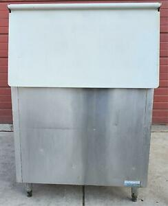 Hoshizaki Large 30 wide Ice Storage Bin Model B 500sd 500 Lb Capacity Free Ship