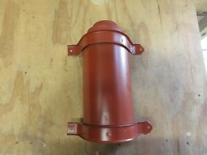Fits Willys Jeep Mb Gpw Ford Radiator Surge Cooling Tank With Shield Overflow