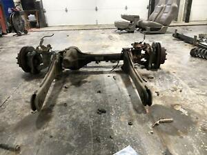 2008 Ford F250 F350 Super Duty Front Axle Assembly Srw 3 73 Ratio 08 09 10