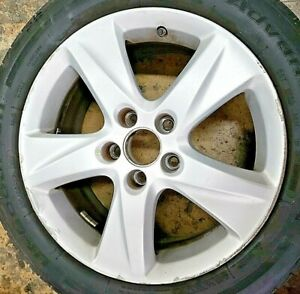 17 Acura Tsx 09 10 11 12 13 14 Factory Oem Rim Wheel No Tire Included Clean