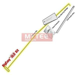 Steck Manufacturer 32950 Glow In The Dark Yellow Big Easy Lock Knob Lifter Tool