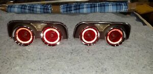 1968 Dodge Charger Taillight Tail Light Left Right Driver Passenger Oem Amazing
