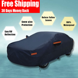 Full Car Cover Fit For Ford Mustang 65 14 Outdoor Waterproof Uv Rain Resistant