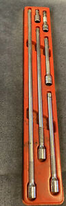 Snap On Tools 1 4 Drive Extension Set Of 6