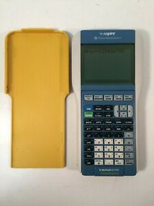 Ti nspire Graphing Calculator Ti 84 Plus Texas Instruments Cover School Edition