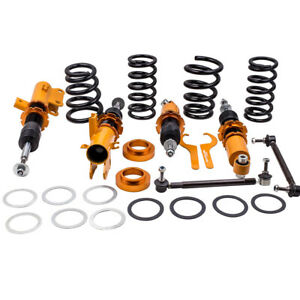 Coilovers Suspension Kits For Chevrolet Camaro 10 15 Adj Height Shock Absorbers