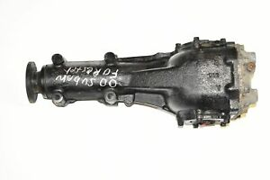 98 02 Subaru Forester Rear Differential Axle Carrier Oem 99 00 01