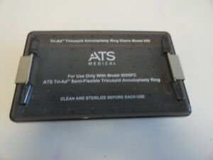 Ats Medical 950 Tri ad Tricuspid Annuloplasty Ring Sizers Case