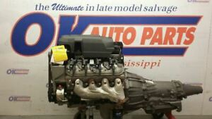 6 0 Ls L96 Engine With Reman 4l60 4x2 Tranmission 2015 Chevy Express Van