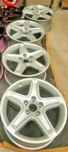 Acura Tl Oem Wheels 17 Powder Coated Set Of 4