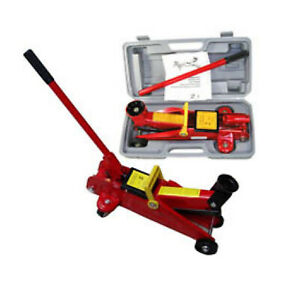 Mini Floor Jack Blow 2 Ton Lifting Range 5 Car Vehicle Pickup Garage Service Us