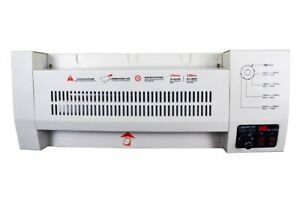 Intbuying 110v Thermal A3 A4 Hot Cold 13 Pouch Film Laminator Laminating