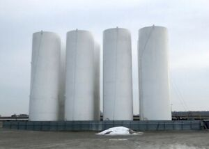 41 000 Gallon Steel Bulk Storage Tanks