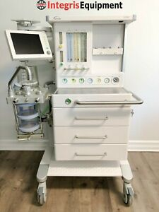 Datascope As 3000 Anesthesia Machine With Sw 2 26 Cmv pcv simv ps Tested