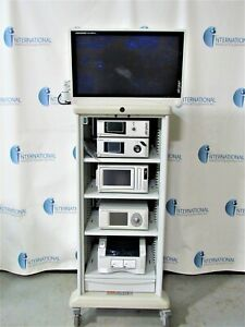 Stryker Precision Ac L9000 Sdc3 Pneumosure Sdp1000 System