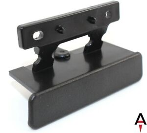 Textured Black Center Console Armrest Latch Lid For 07 14 Chevy Gmc Pickup Truck