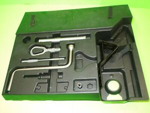 1998 Bmw Z3 Spare Tire Lift Jack Wrench Tool Kit Tray Oem Used 96 02 97 98 99