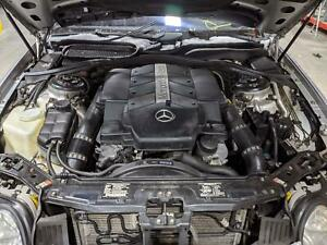 2003 Mercedes Cl500 5 0l Engine Motor With 101 258 Miles