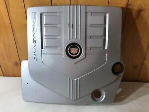 2005 2011 Cadillac Cts Sts 3 6l Vvt Engine Cover Oem 05 06 07 08 09 10 11