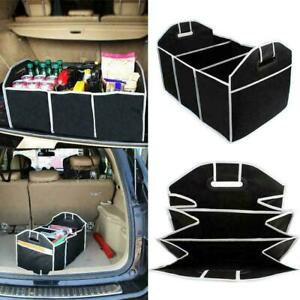 Car Trunk Suv Cargo Organizer Foldable Caddy Storage Box Collapsible X8o6 B S1u7