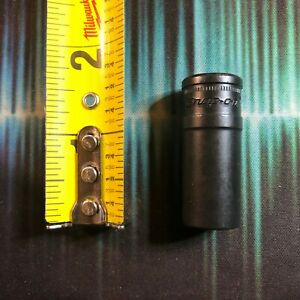 Snap On Yfsms12 3 8 Drive 6 Point Metric 12mm Semi Deep Impact Socket Usa New