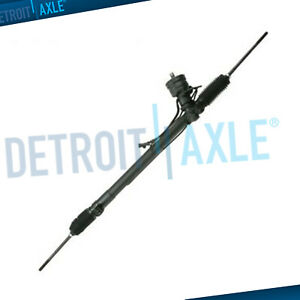 Complete Power Steering Rack Pinion Assembly For 2005 2009 2010 Chevy Corvette