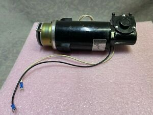 Bodine 12v Gearmotor 32y5fepm 3f With Brake