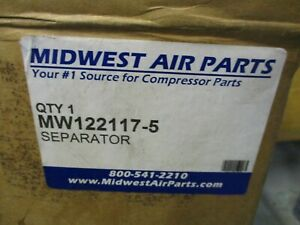 New Midwest Air Parts Mw122117 5 Quincy Separator